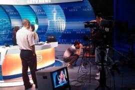 深圳台400㎡演播室改造工程