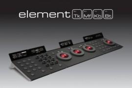 Tangent element 调色台