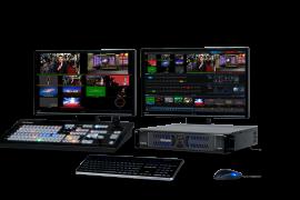 TriCaster 460多机位视频解决系统