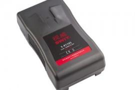 视威V字型摄像机电池 S-8110S
