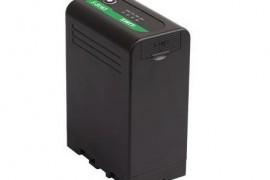 视威BP-U系列DV电池 S-8U65